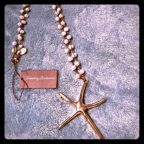 Tommy Bahama Accessories - Tommy Bahama Starfish Pendant Necklace
